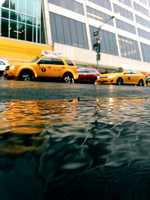 taxi puddle